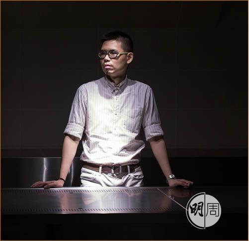 伍桂麟(遺體防腐員)