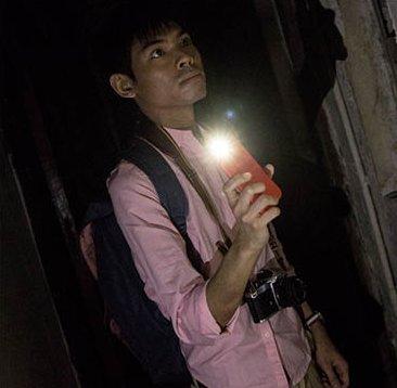 陳鍵樂(廢墟攝影師)