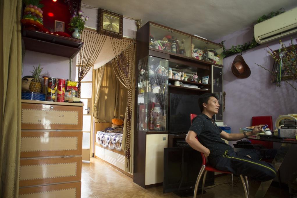 北越兵阮文正離開戰場,逃到香港,不料經歷人生大風大浪,大起大跌,他從來沒有遠離過人生的戰場。