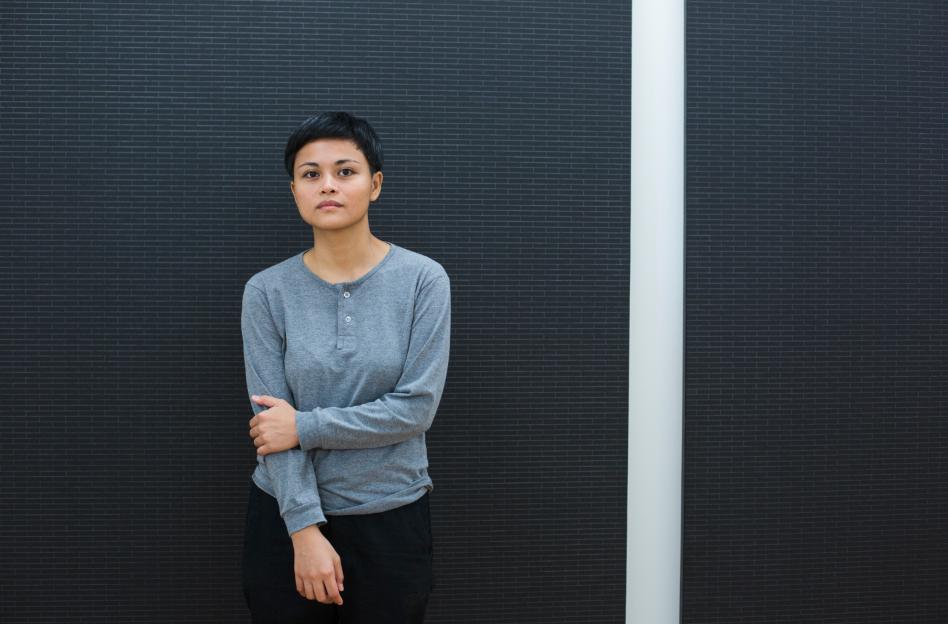 (創作經年的系列《Untitled》(2016),是谷口瑪麗亞最重要的作品。)