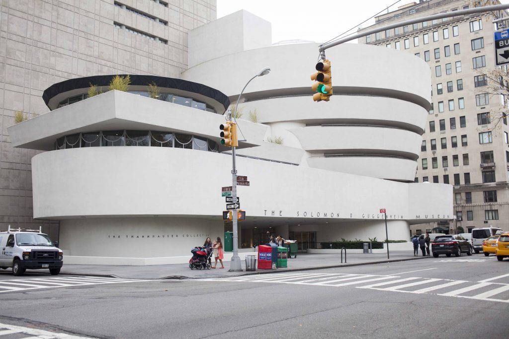 紐約古根漢美術館的展覽,往往是全世界當代藝術圈的關注核心。