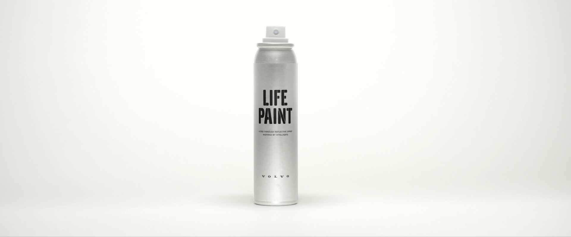 VOLVO CARS LIFEPAINT HELPS CYCLISTS BE SEEN WHEN SUMMERTIME ENDS