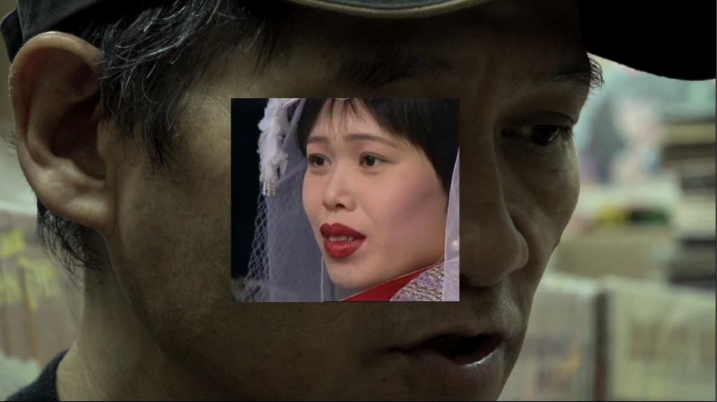 留港期間,Thi訪問了從越南來港在深水埗賣黑膠唱片起家的Paul,嘗試與香港電影中的越南題材拼貼。