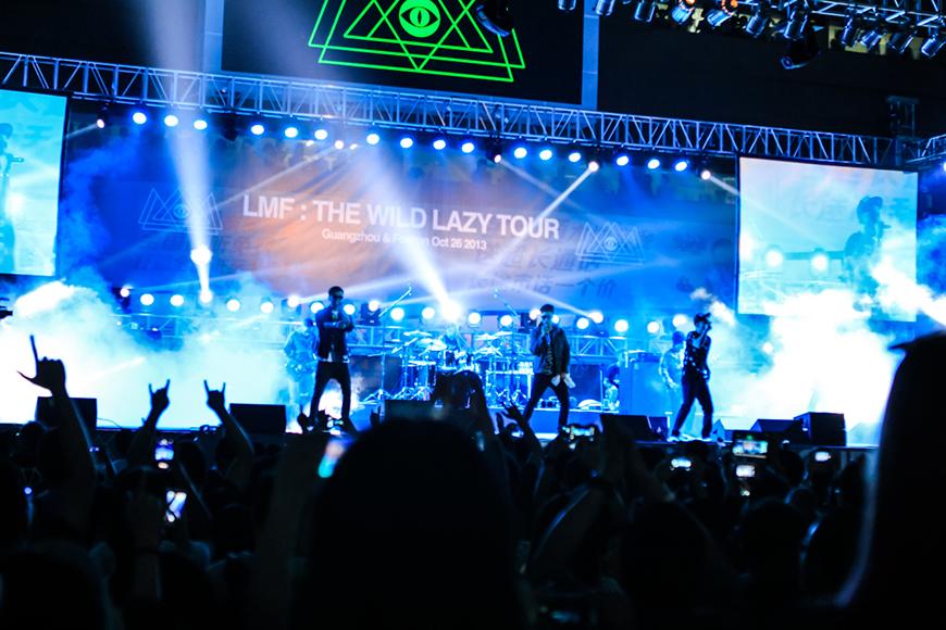 LMF不再與主流唱片公司合作後,仍有間歇在香港、亞洲各地舉行演出。