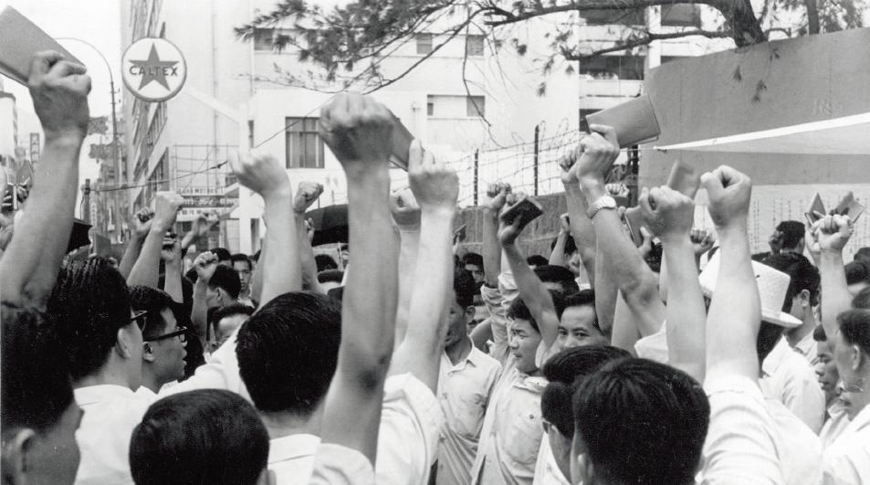 2011年5月屏山鄉委會主席曾樹和出席鄉議區會議,反對取締僭建村屋,而且高呼:「文有文鬥,武有武鬥」。