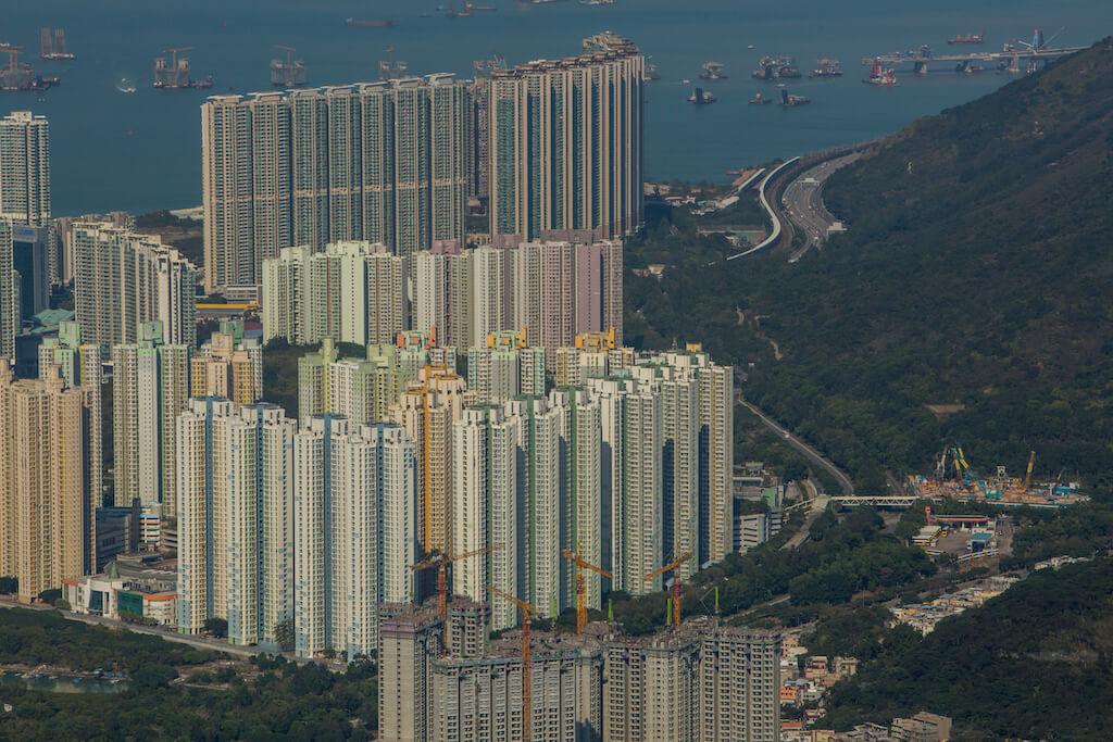 將來還要起多幾多幢樓?