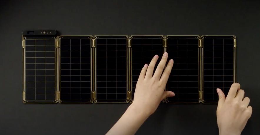用家可根據個人需要,隨時組裝拼合更多的太陽能板。此外,裝置加入「auto-comparison technology」,只要接受到太陽能,充電板也能自動重設啟動和充電。