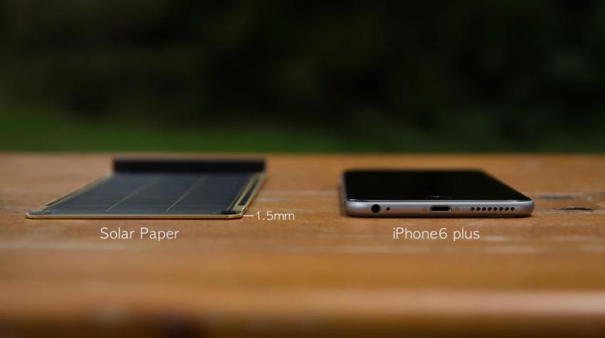 產品如其名,勝在夠薄,而且尺寸跟iPhone 6差無幾,相當方便攜帶。