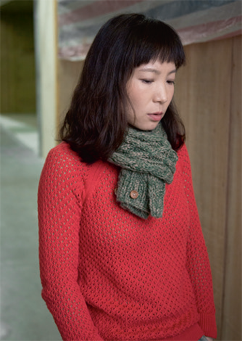 尖椒部落負責人孫珏說, 女工一直站在產業的最前沿卻普遍失語。