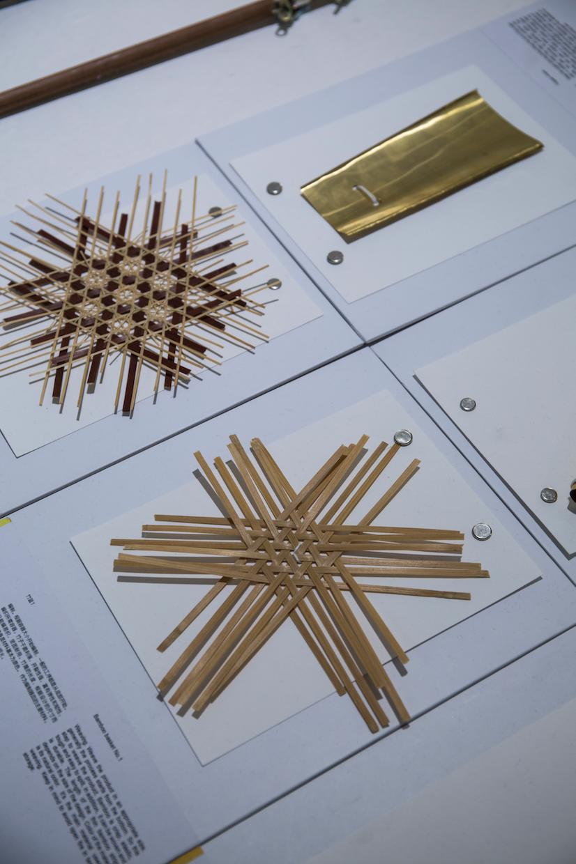參展設計師都需要針對傳統材料深入研究,並重新設計。