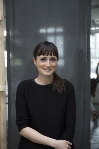 """Design Nomade""展覽策展人之一Francesca Leonadi,認為Nomade除了指無家者,也指過着流動生活的人,沒有一個固定的家。"