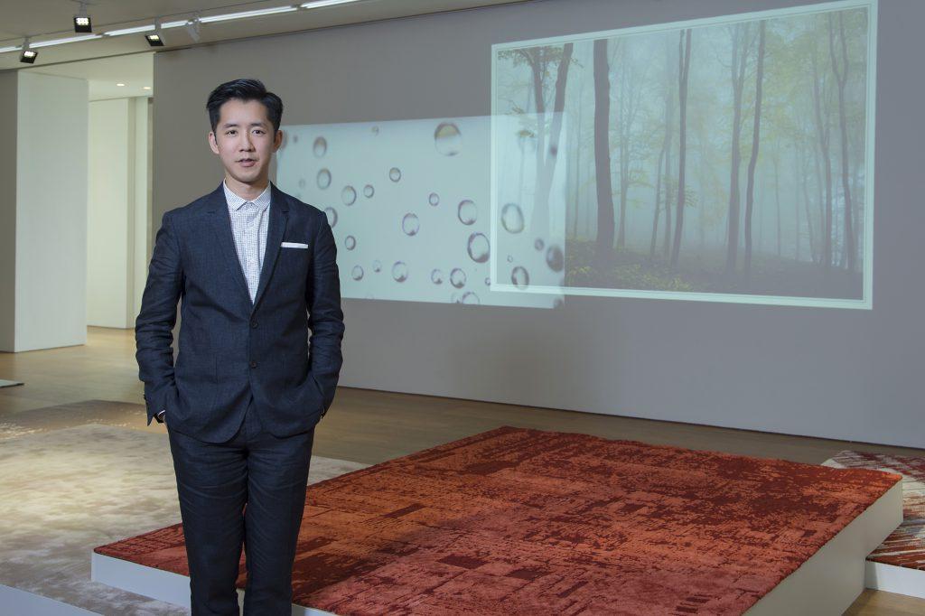 André Fu第一次與太平合作是2011年,今次這系列強調宏觀的城市印象,以立體表面,營造具玩味的光影變化。