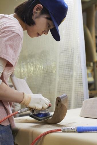 飛驒木工全日本首屈一指,故不少年輕人願意放棄本身專業,來到工作兼學藝。(受訪者提供相片)