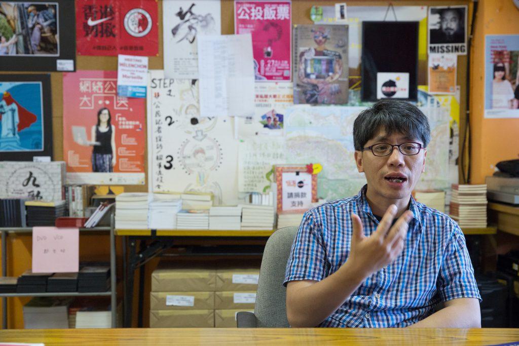 葉蔭聰是香港「天大」第一屆學生。
