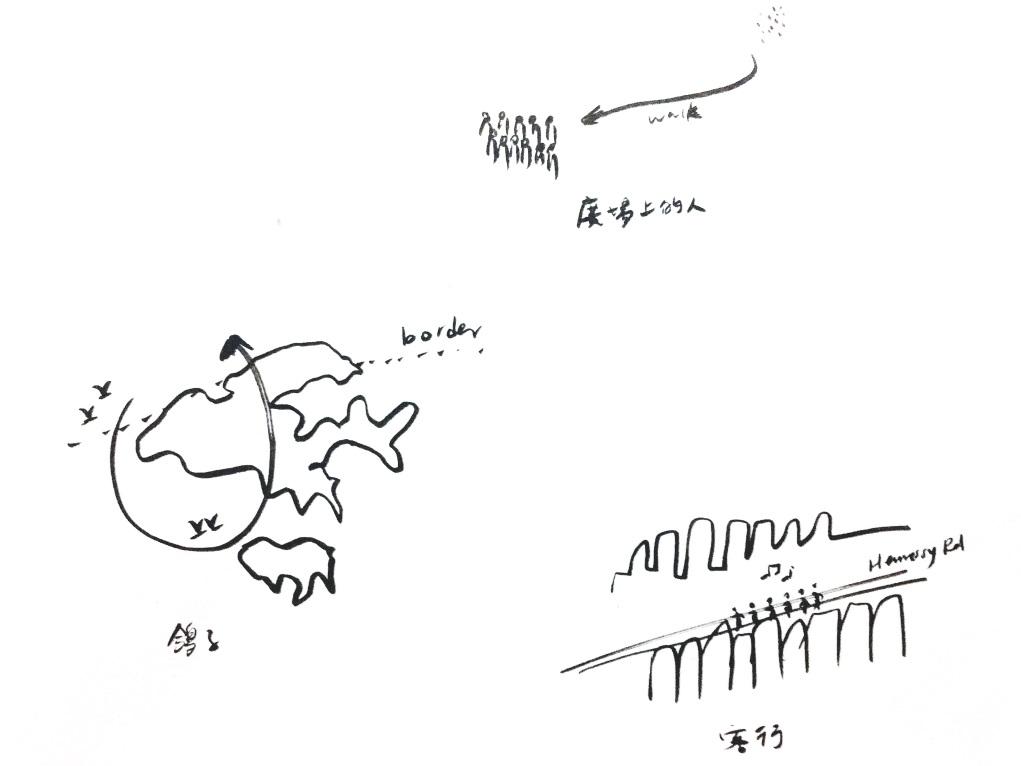 (下)嚴端芳認為白鴿於香港的命運正意味本地一些少數羣體的命運