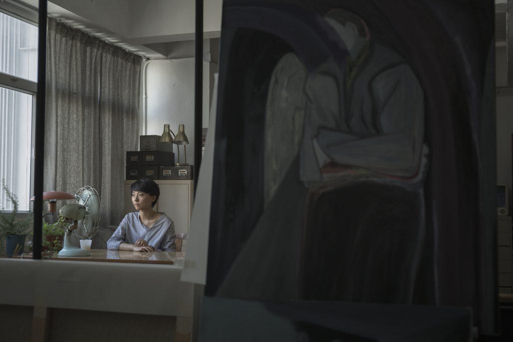 黎清妍對姿體的觀察極為微細,從而理解個人獨特的心理狀態。