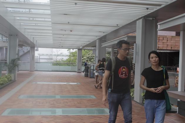 劉嘉美搬去馬來西亞的其中一個原因,是因為李凱倫當選了州議員。