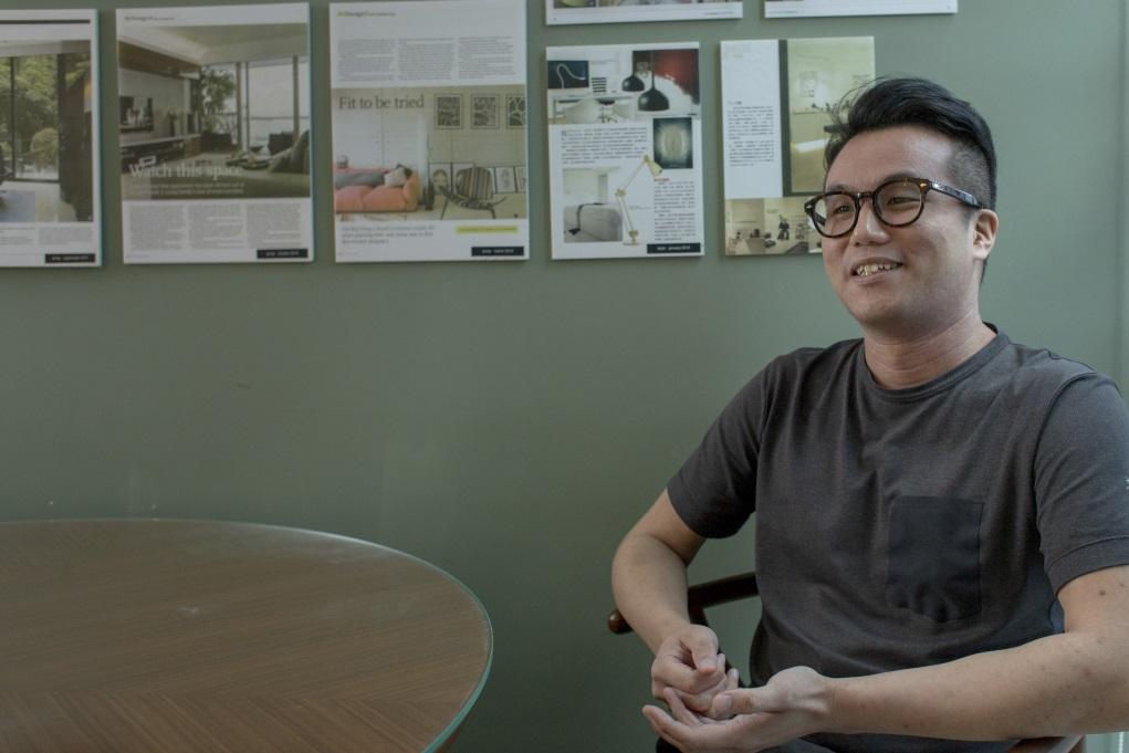室內設計師陳丞軒曾為不少準備退休的人重新裝修家居。