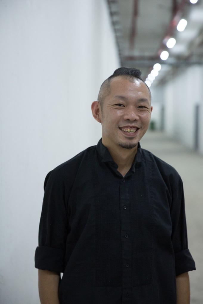 策展人盧樂謙希望透過編織設計活動,連結街坊,認識荃灣的紡織歷史。