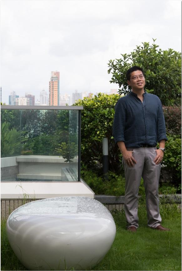 綠建專家葉頌文指出綠色建築必須因地制宜,包括留意盛行風向及處理太陽輻射。
