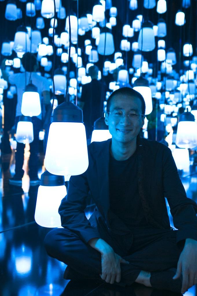 日本知名多媒體創作團隊teamLab的Communication Director工藤岳