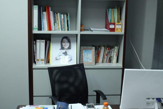 宣判之後,立法會即時除去劉小麗名字。
