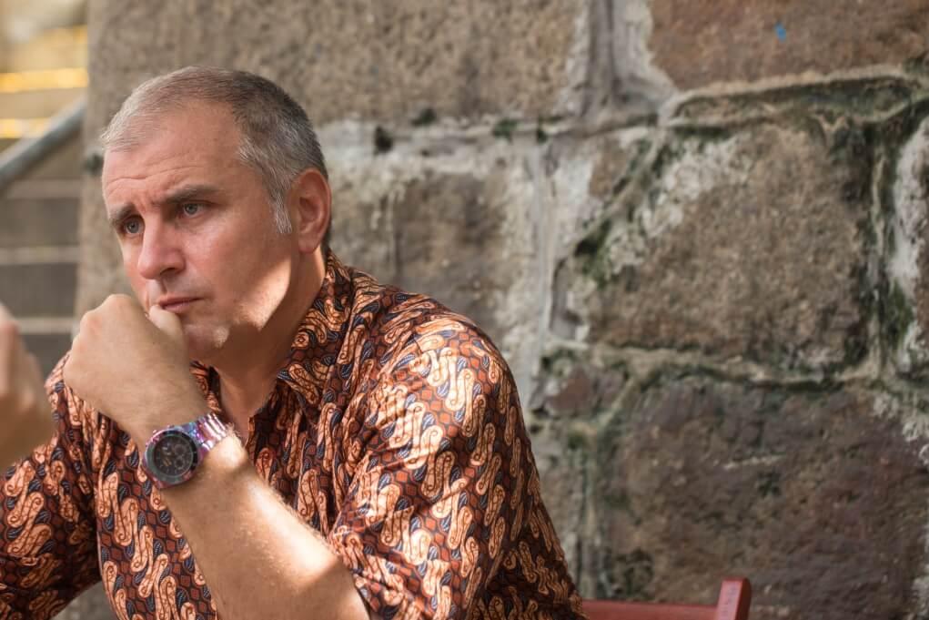 Jason Wordie來港三十年,他認定自己為香港人,早年更於香港大學選修香港歷史。