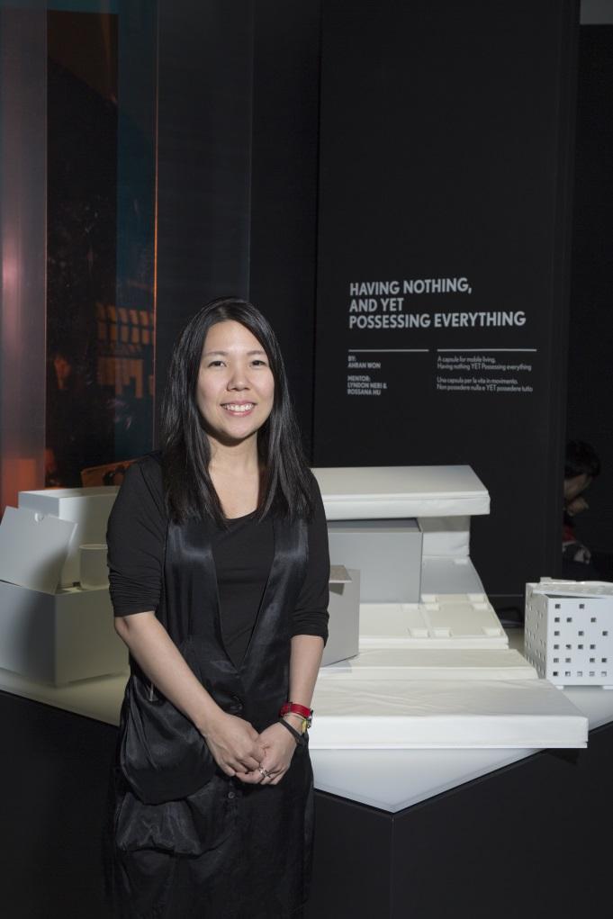 韓籍建築師Ahran Won