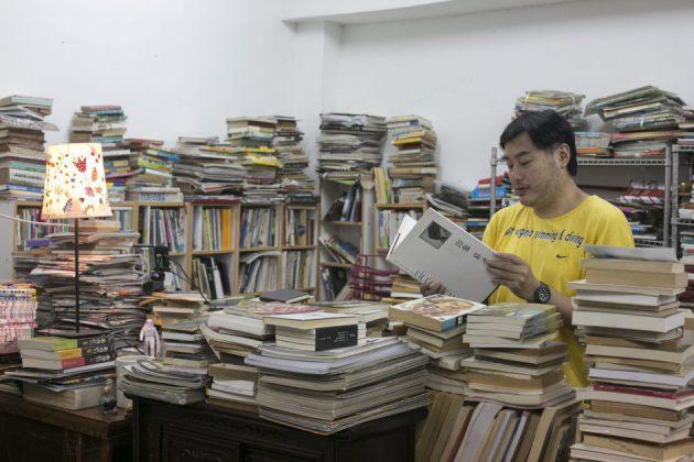 店主范立基自小喜愛閱讀,更曾任職書店店員,及後自立門戶,以自身理想的模樣來開設書店。
