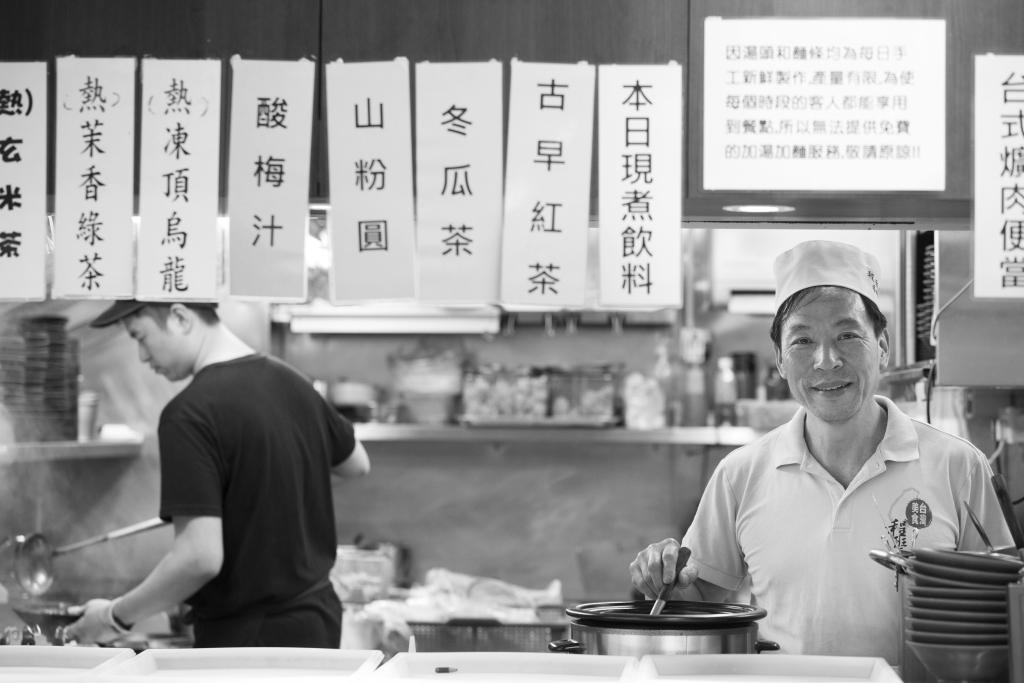 程班長做的滷味宗於台灣原味,一時三刻未能飛到彼岸,不妨來這裏止止台灣的吃癮。