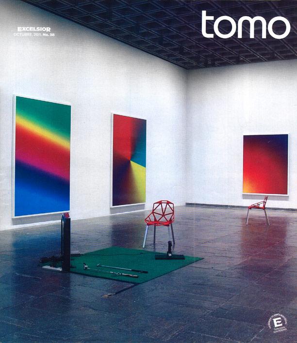 Clora曾任職的《Tomo》是墨西哥少數專門介紹建築、設計和藝術的刊物,報道深入,風格前衞。