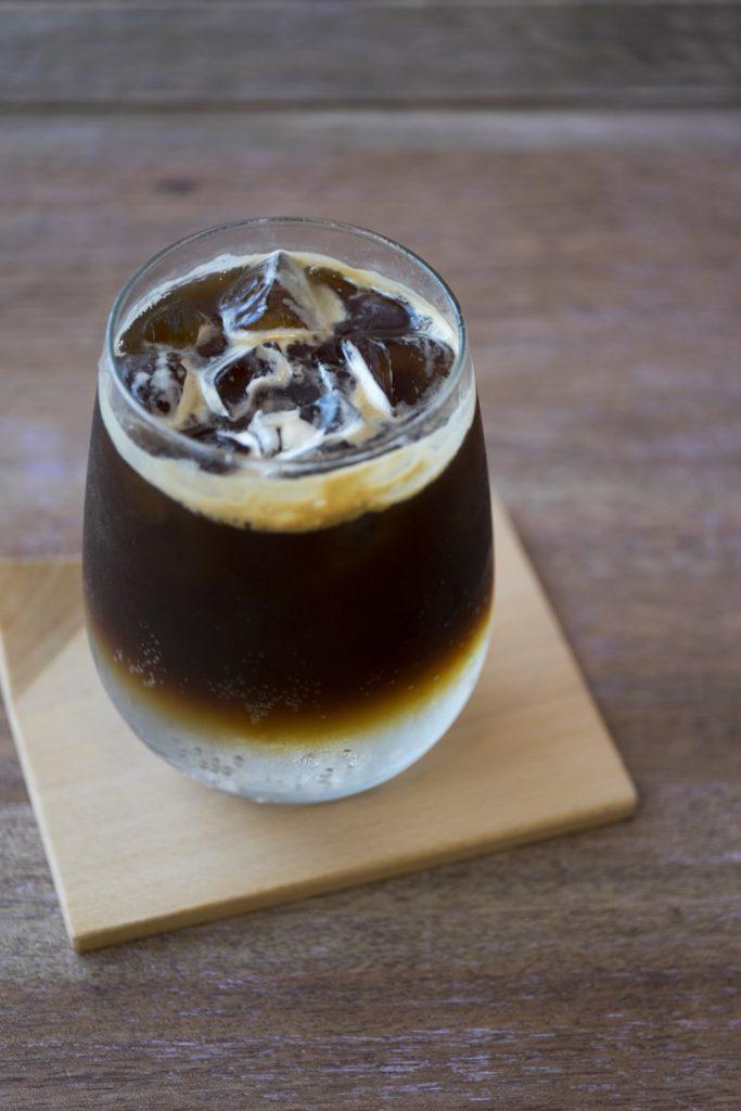 Coffeetonic    突出咖啡的甜味,毫不苦澀,適合初嘗咖啡的客人。 ($46)