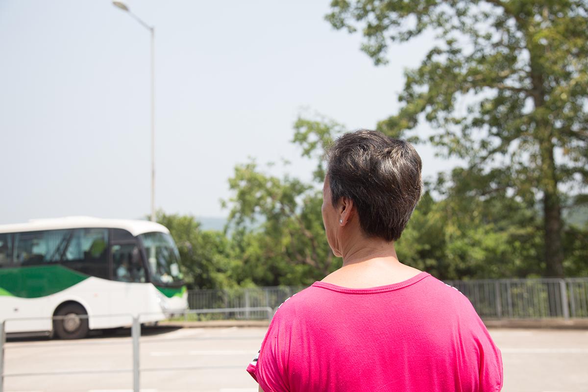 眼前的嶼南道,有過馮裕新和父親的付出的汗水。