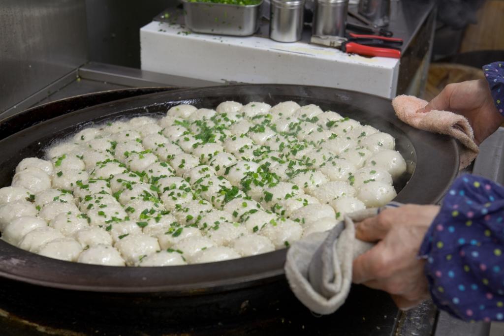包子與饅頭,兩者的分別在於發酵與否。