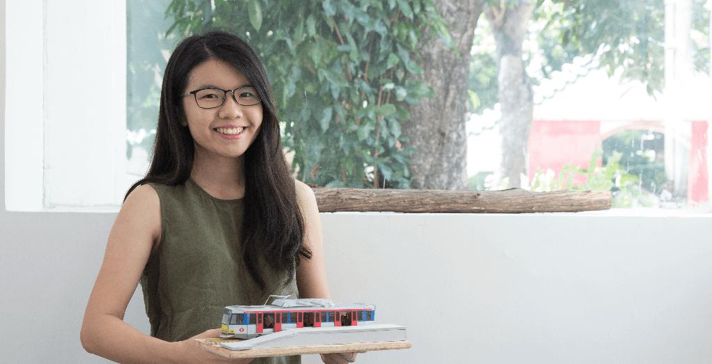 接觸港九之後,陳樂怡反而更有興趣了解自己的社區,參加「清山塾」的社區活動。