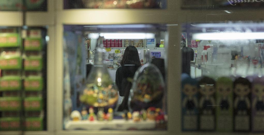 屯門的市中心就是區內的旺角,街坊商場「麻雀雖小,五臟俱全」。