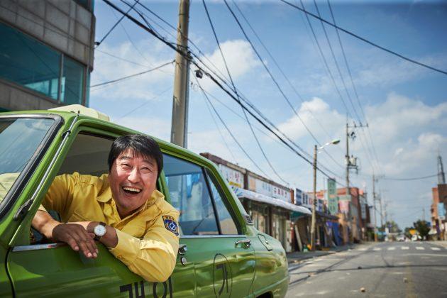 抗爭有價,演技派演員宋康昊在朴槿惠政權被列入演藝黑名單。