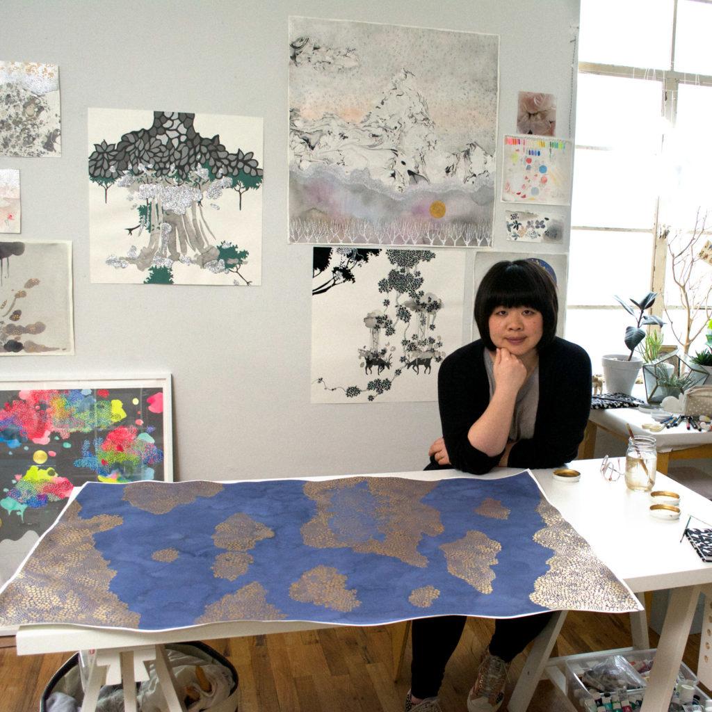 不懂中文的Crystal Liu,直言中國元素對她創作的影響,可能深入骨骼。