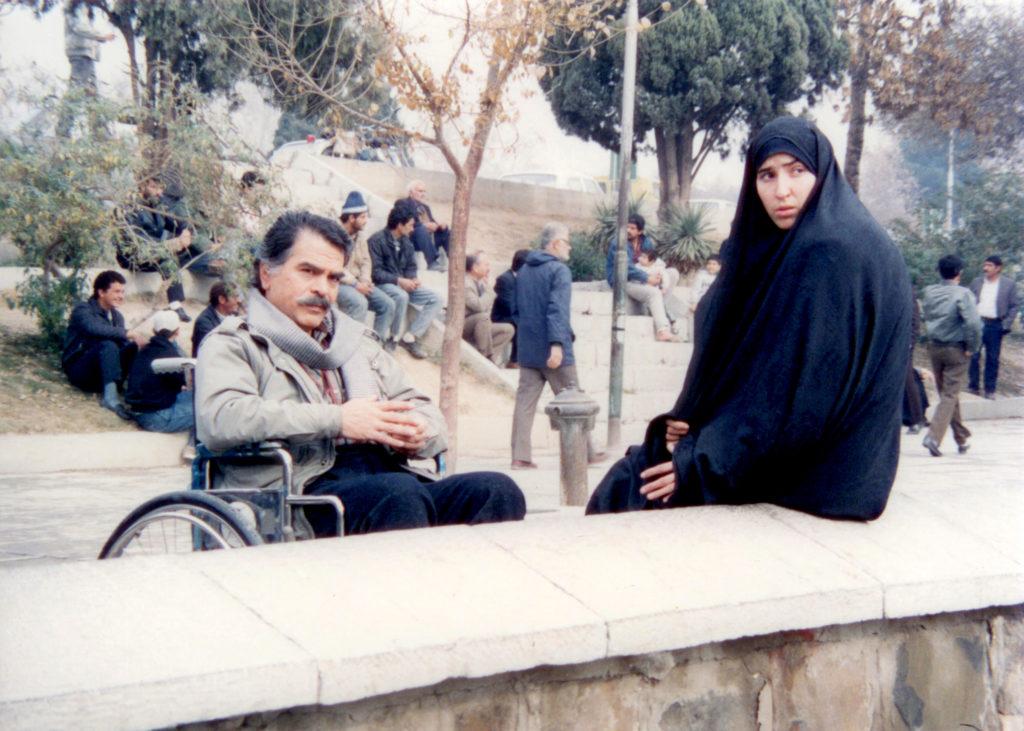 《撒恩達之夜》主角是一對父女,呈現伊朗兩代人對社會的不同看法。