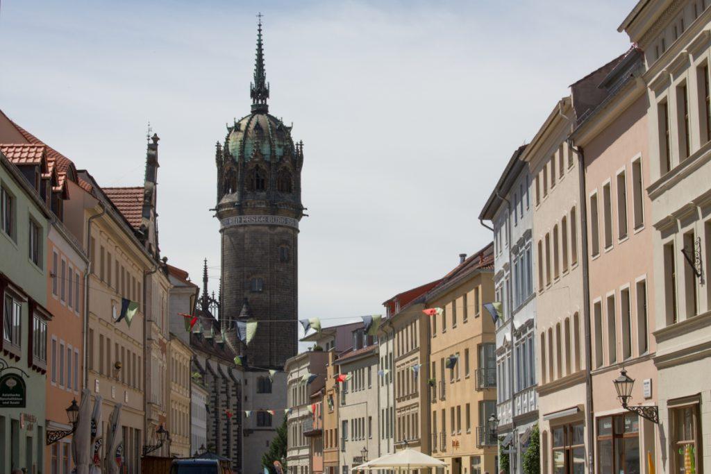 威登堡是宗教改革起點,1996年入選聯合國教科文組織世界文化遺產名錄。