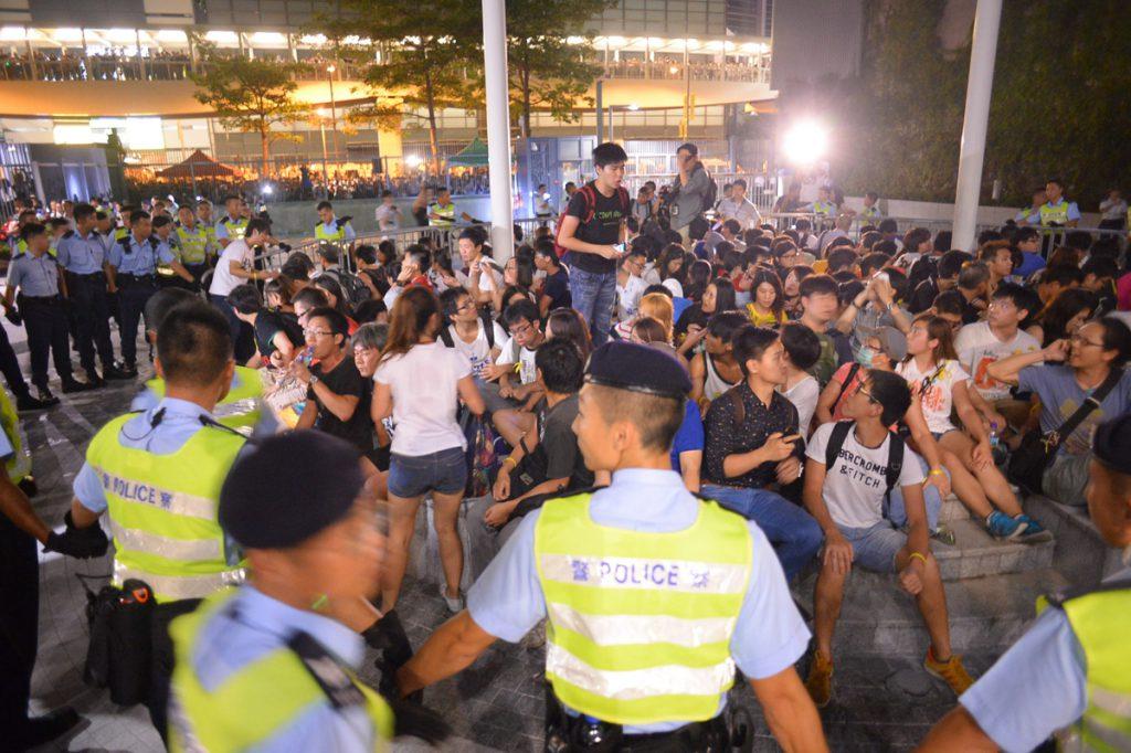 律政司向926公民廣場案覆核刑期,合理與否,在律師界有不同意見。