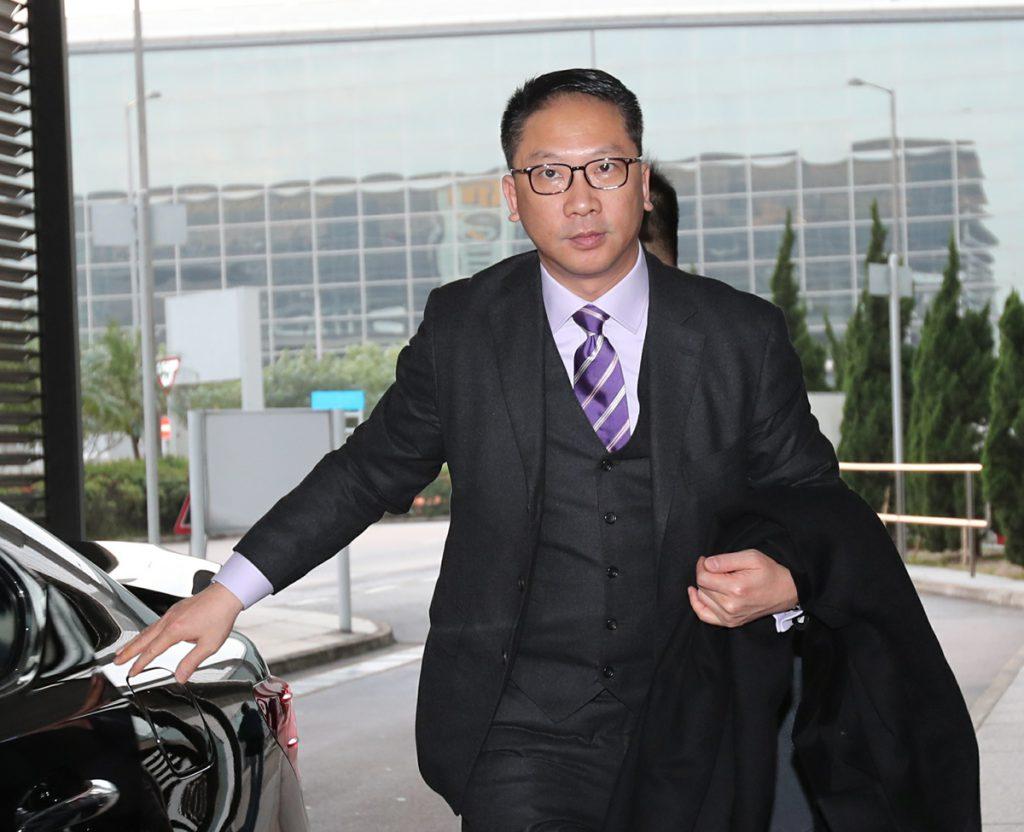 湯家驊三年前作為立法會議員曾質疑袁國強沒有捍衛香港核心價值。