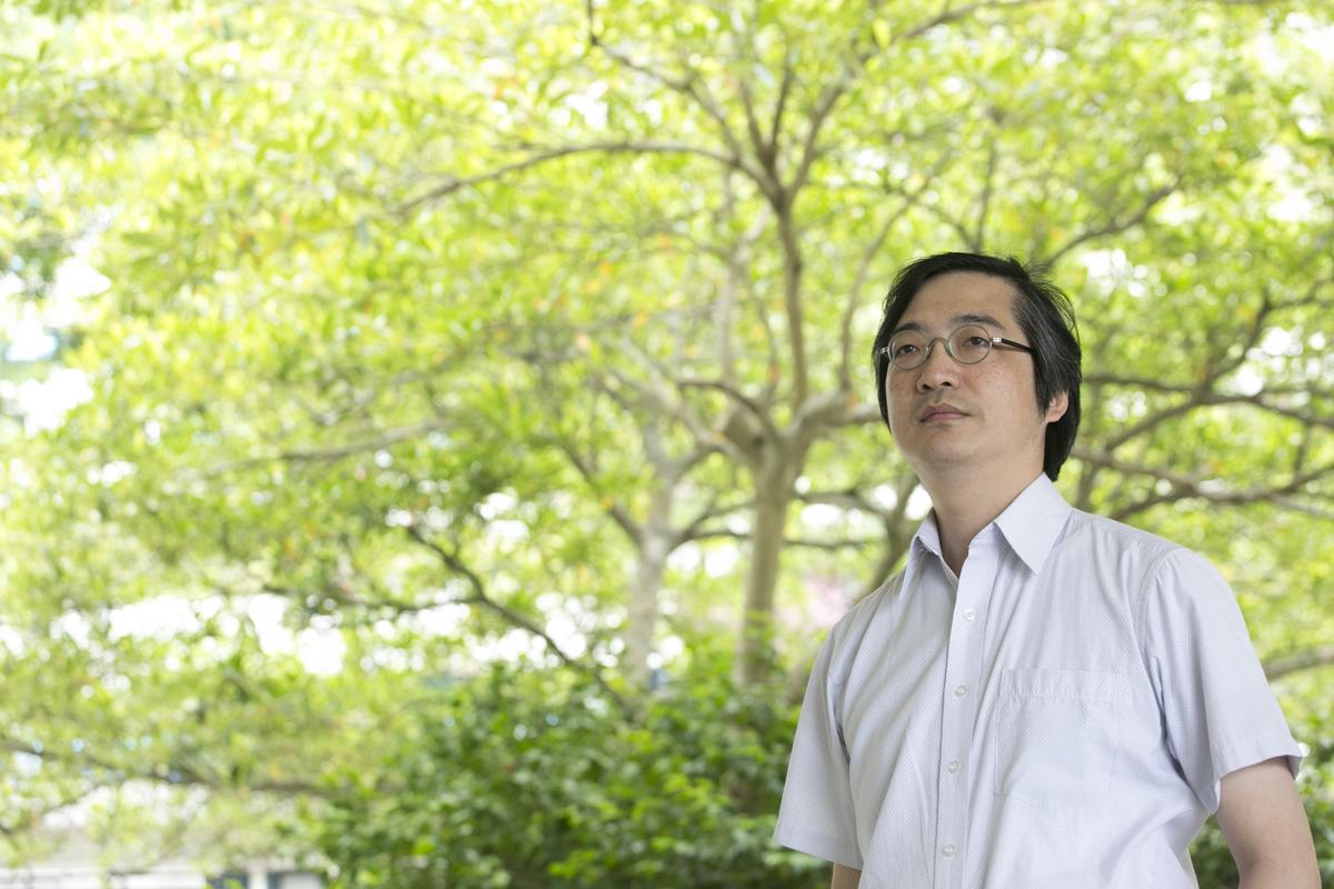 陳智德認為文學可以補充抗爭行動的不足。