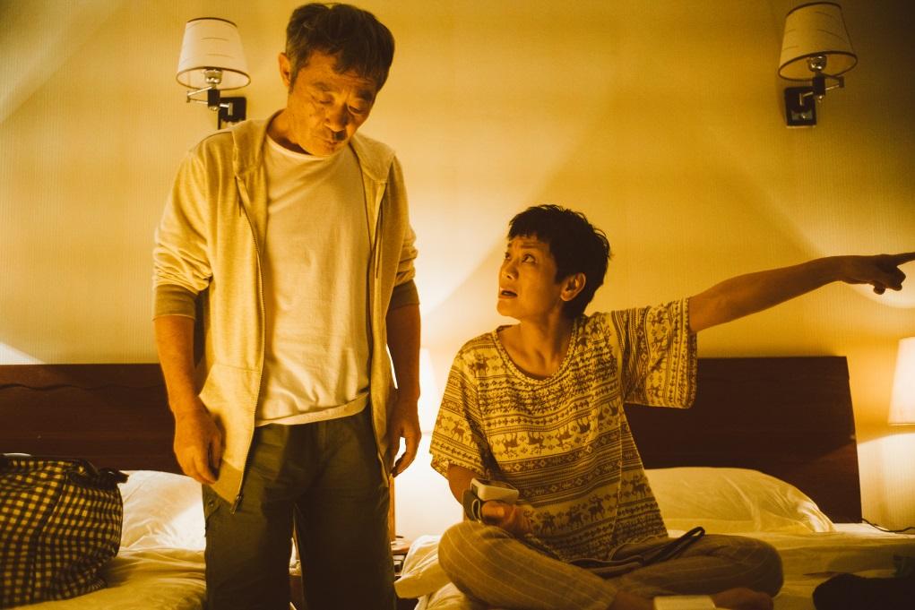 導演田壯壯在《相愛相親》中粉墨登場,張艾嘉的新作講述三代女人的糾結關係。