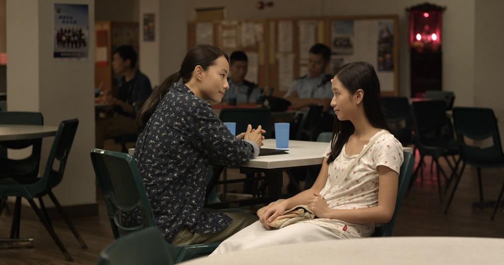 《藍天白雲》由鄧麗欣(左)及梁雍婷主演。