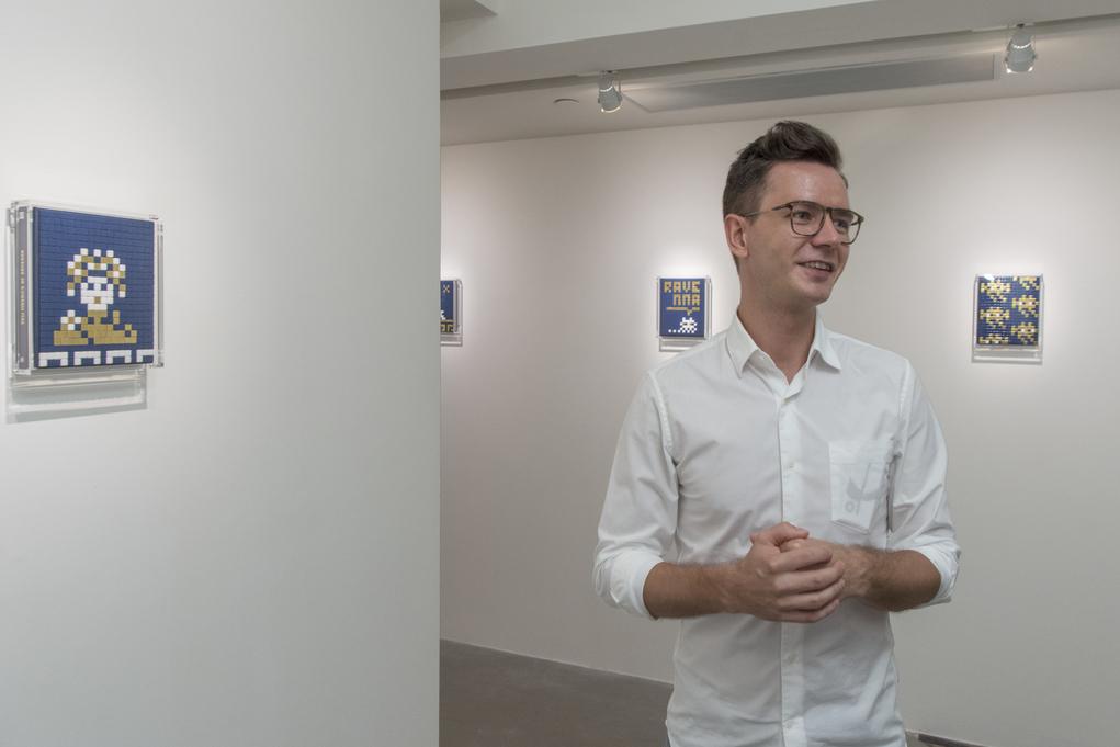 展覽負責人Piotr認為舉辦展覽能延續街頭藝術的生命。