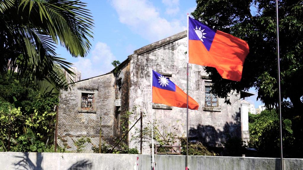 紅樓前的青天白日滿地紅旗現在如常飄揚,可是明年三月「暫定古蹟」期屆滿,這個景像有機會變成歷史。