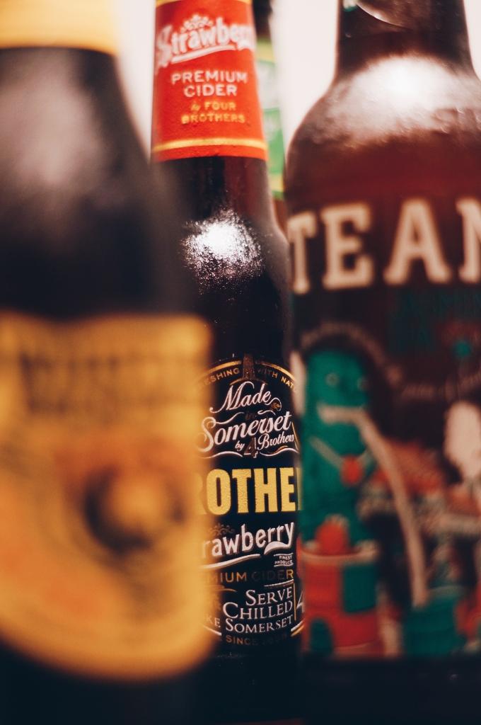 店內亦有不同手工啤酒提供