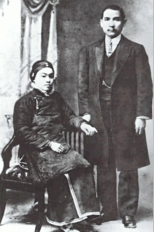 孫中山眾多女人當中,只有陳粹芬陪伴他出生入死打江山,這位烈女卻得不到歷史記載。
