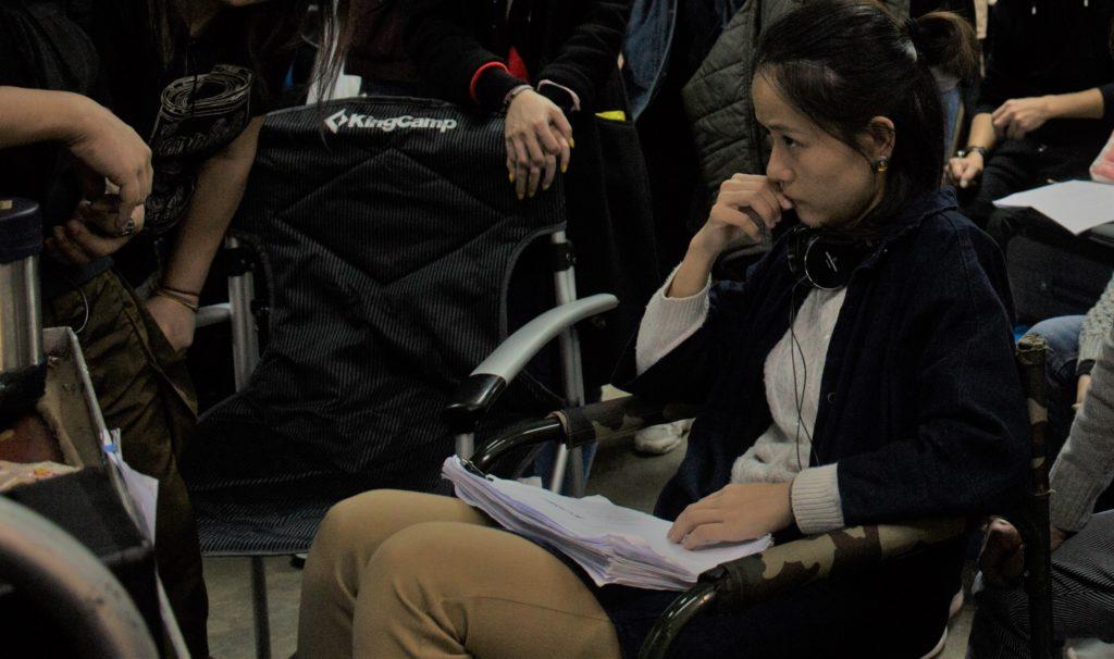 曾參與《危城》及《掃毒》編劇工作的譚惠貞獲第二屆「首部劇情電影計劃」獎項,順利開拍首部作品《以青春的名義》。